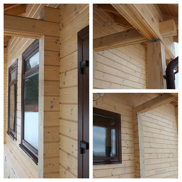 1024 X 1024 607.5 Kb Отделка деревянных домов: шлифовка,покраска,конопатка,теплый шов (фото).