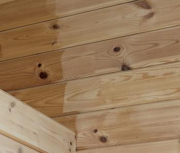 655 X 560 215.9 Kb Отделка деревянных домов: шлифовка,покраска,конопатка,теплый шов (фото).
