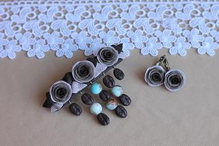 1920 X 1278 202.8 Kb 1920 X 1278 837.2 Kb Sweet Craft. Бижутерия, реалистичные цветы и миниатюра из полимерной глины