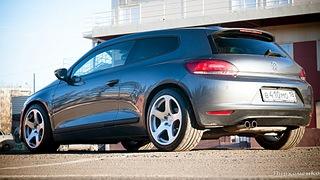 960 X 540 162.1 Kb Volkswagen Scirocco 2011 г.