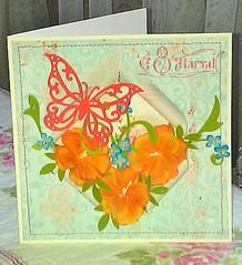 1431 X 1569 445.5 Kb Оригинальные открытки ручной работы для вас