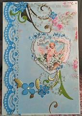 1180 X 1662 560.7 Kb Оригинальные открытки ручной работы для вас