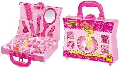 Набор декоративной косметики принцесса волшебный чемоданчик купить наборы косметики для девушек купить