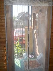 1920 X 2560 510.3 Kb СОБИРАЕМ. Магнитная дверная защитная СЕТКА от комаров и др.кусачих