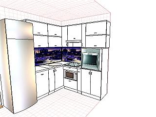 640 X 480 143.1 Kb У кого есть эскиз кухни 467 серия