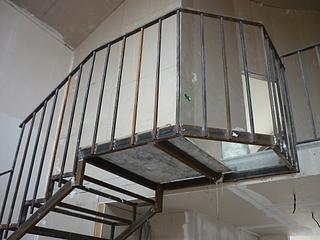 320 x 240 лестницы стальные- проектирование и изготовление