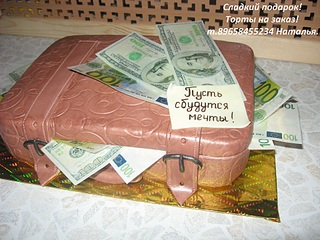 1920 X 1440 833.6 Kb Сладкий подарок!* Торты на заказ!