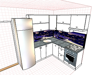 640 X 480 194.8 Kb У кого есть эскиз кухни 467 серия