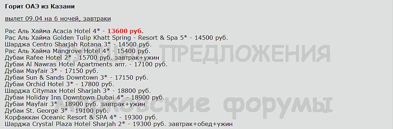 1059 X 350 46.8 Kb Предложения от туроператоров, специальные и просто интересные. Общая тема.