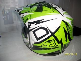1920 X 1440 450.6 Kb FOX-Шлем,Джерси, штаны-ВСЕ зеленОЕ