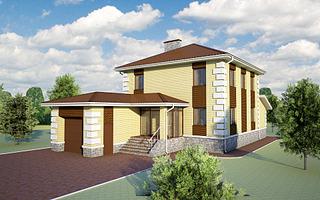 1920 X 1200 363.5 Kb Проекты уютных загородных домов