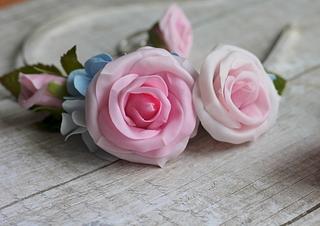 1920 X 1356 922.5 Kb Sweet Craft. Бижутерия, реалистичные цветы из полимерной глины. МАСТЕР-КЛАССЫ