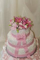 1920 X 2880 993.1 Kb Свадебный торт!