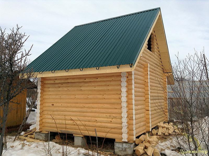 900 X 672 221.8 Kb Строительство деревянных домов и бань ( фото)