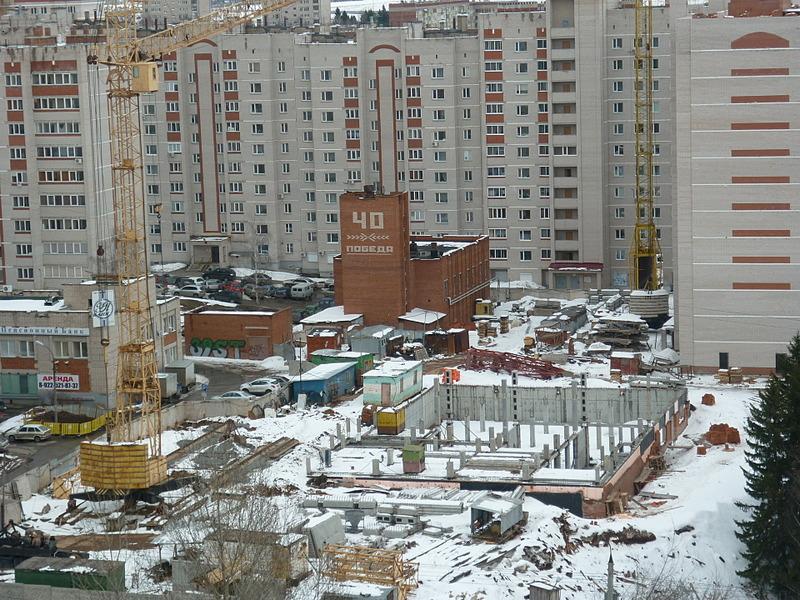 1920 X 1440 941.5 Kb Жилой дом 'Олимп', ул.Петрова