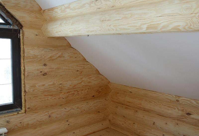 997 X 682 361.4 Kb Отделка деревянных домов: шлифовка,покраска,конопатка,теплый шов (фото).