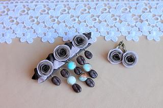 1920 X 1278 193.3 Kb Sweet Craft. Бижутерия, реалистичные цветы из полимерной глины. МАСТЕР-КЛАССЫ