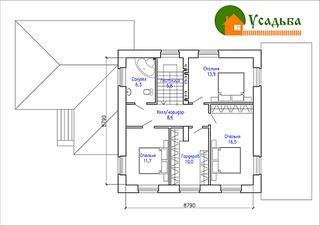 990 X 700 147.9 Kb 990 X 700 181.6 Kb Проекты уютных загородных домов