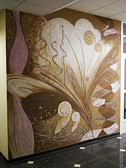 900 X 1200 1021.7 Kb Роспись стен из минеральной штукатурки