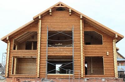 984 X 650 457.1 Kb Отделка деревянных домов: шлифовка,покраска,конопатка,теплый шов (фото).