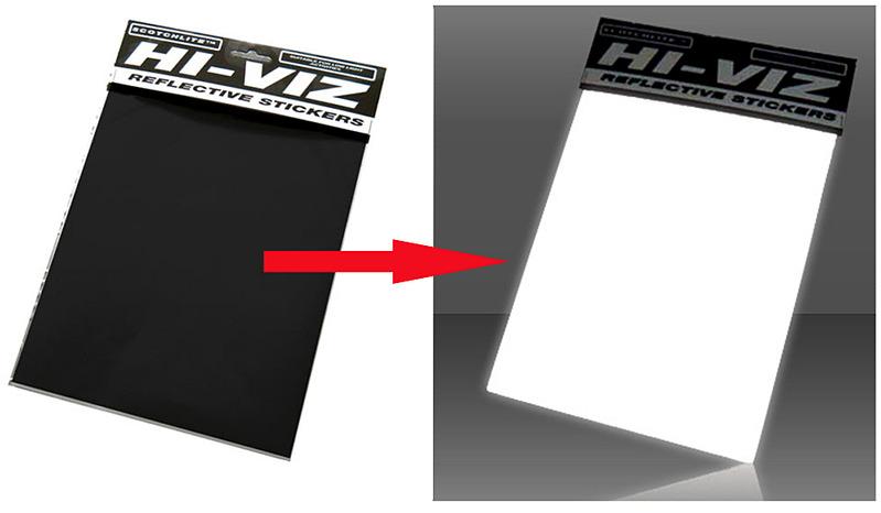 1920 X 1120 141.4 Kb продам Пленка черная сетится белым RESPRO Hi-Viz Reflective Black Diamond р-р A4