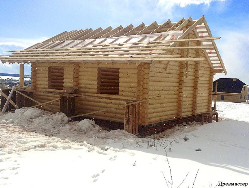 900 X 677 239.6 Kb Строительство деревянных домов и бань ( фото)