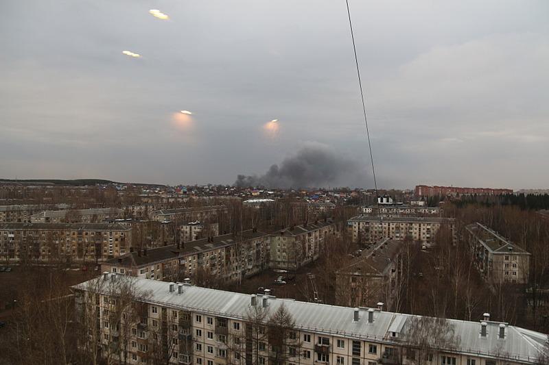 1920 X 1280 401.0 Kb видел пожар в Ижевске... пиши тут!