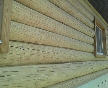 768 X 631 328.6 Kb Отделка деревянных домов: шлифовка,покраска,конопатка,теплый шов (фото).