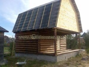 300 x 225 585 X 459  41.8 Kb Строительство деревянных домов и бань ( фото)