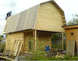 585 X 459  41.8 Kb Строительство деревянных домов и бань ( фото)