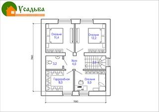 990 X 700 146.6 Kb 990 X 700 165.4 Kb Проекты уютных загородных домов