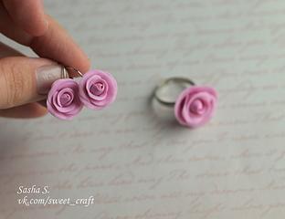 1920 X 1473 794.8 Kb 1920 X 1341 955.8 Kb Sweet Craft. Бижутерия, реалистичные цветы из полимерной глины. МАСТЕР-КЛАССЫ