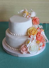 1920 X 2657 819.4 Kb Свадебный торт!