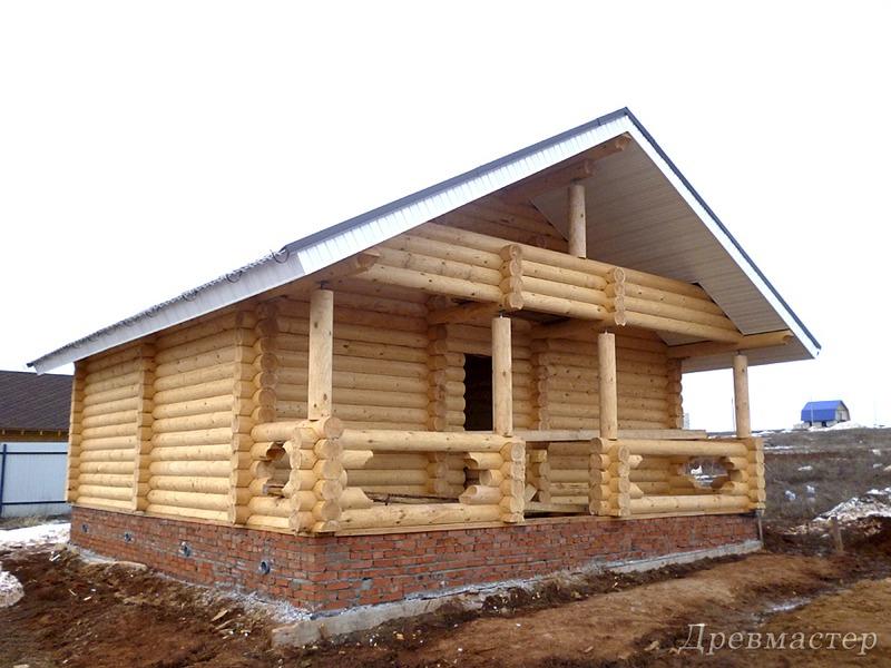 900 X 675 257.0 Kb Строительство деревянных домов и бань ( фото)