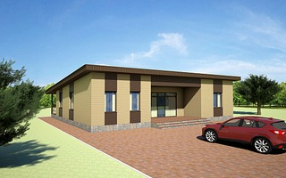 1120 X 700 636.4 Kb Проекты уютных загородных домов