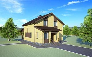 1120 X 700 895.6 Kb Проекты уютных загородных домов