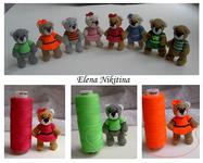 699 X 560 528.3 Kb Вязание для детей и взрослых - одежда и игрушки...