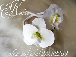 1280 X 960 800.4 Kb цветы из холодного фарфора