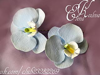 1280 X 960 872.0 Kb цветы из холодного фарфора