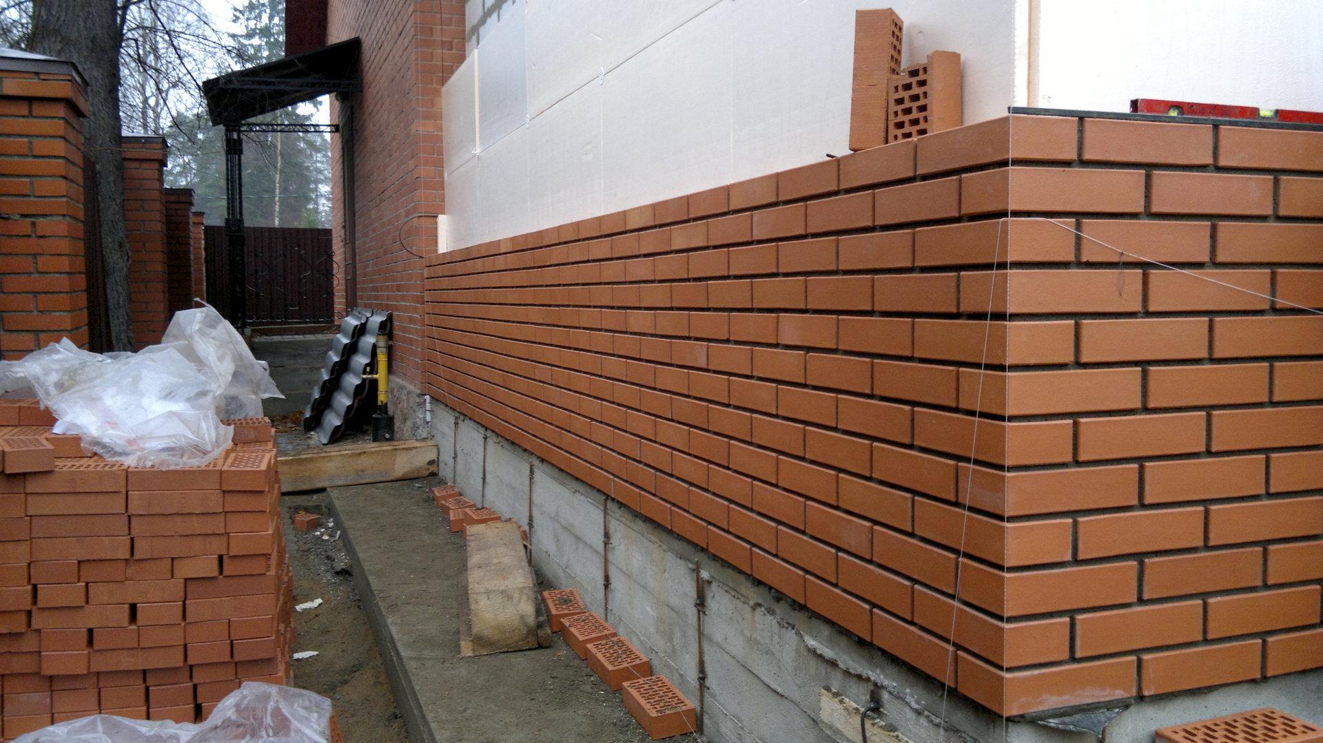 Технология штукатурки кирпичной стены подготовка