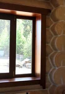 682 X 978 356.9 Kb Отделка деревянных домов: шлифовка,покраска,конопатка,теплый шов (фото).