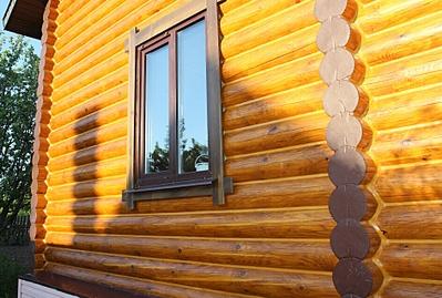 943 X 635 490.7 Kb Отделка деревянных домов: шлифовка,покраска,конопатка,теплый шов (фото).