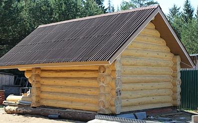 946 X 587 478.5 Kb Отделка деревянных домов: шлифовка,покраска,конопатка,теплый шов (фото).