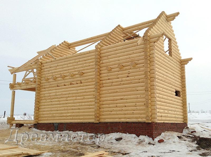 900 X 672 339.1 Kb Строительство деревянных домов и бань ( фото)