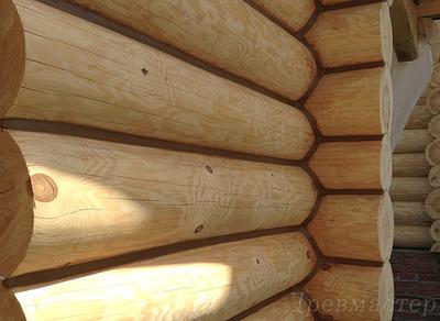 700 X 511 268.8 Kb Отделка деревянных домов и бань.Шлифовка!покраска!конопатка! утепление 'теплый шов'