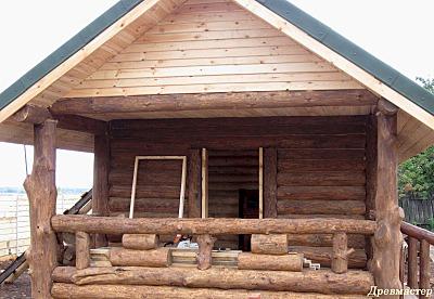 800 X 552 289.8 Kb Строительство деревянных домов и бань ( фото)