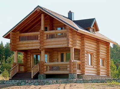 520 X 387 93.8 Kb Строительство деревянных домов и бань ( фото)
