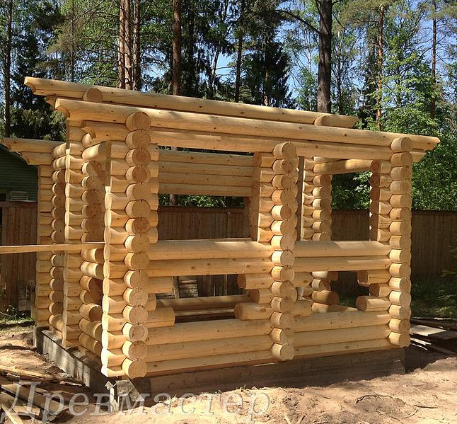 800 X 742 361.8 Kb Строительство деревянных домов и бань ( фото)
