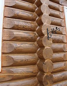 682 X 871 476.7 Kb Отделка деревянных домов: шлифовка,покраска,конопатка,теплый шов (фото).