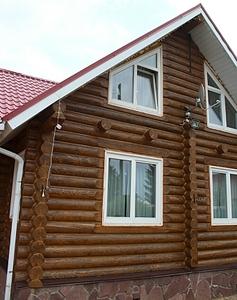 682 X 863 411.2 Kb Отделка деревянных домов: шлифовка,покраска,конопатка,теплый шов (фото).